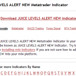 Indicator Download